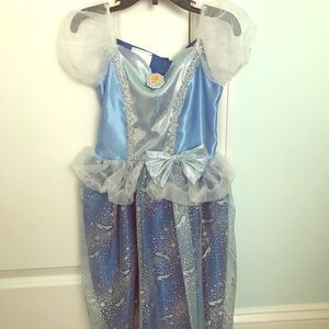 Other - Girls fantasy Cinderella dress